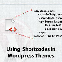 Quick Tip: Using Shortcodes in Theme Development