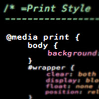 Quick Tip: Adding a Simple Print Stylesheet to WordPress