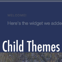 Creating a Simple Child Theme Using Twenty Eleven