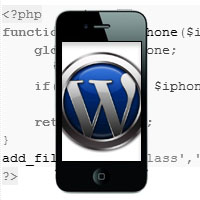 Quick-Tip: Natively Detecting iPhone Users in WordPress