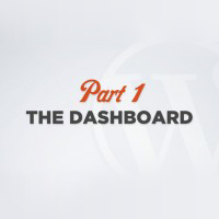 WP101 Video Training Part 1: The Dashboard