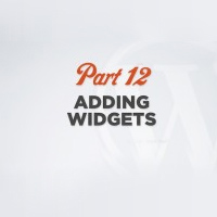 WP 101 Video Training Part 12: Widgets