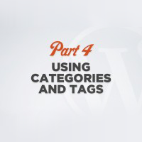 WordPress 101 Video Training Part 4: Using Categories and Tags