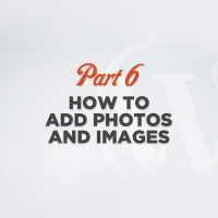 WordPress 101 Video Training Part 6: Adding Images