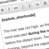 Getting Started With WordPress Shortcodes