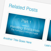 Display & Style Related Posts For Your WordPress Site
