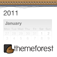 ThemeForest Yearly Roundup! The Best WordPress Themes of 2011