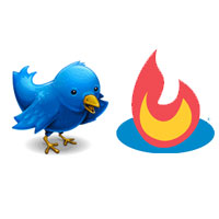 Custom Counter for Twitter and Feedburner