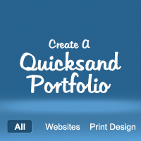 Create a Quicksand Portfolio With WordPress