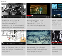 YouTube and Vimeo Video Gallery With WordPress