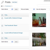 Add a Custom Column in Posts and Custom Post Types Admin Screen