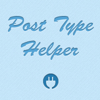 Custom Post Type Helper Class