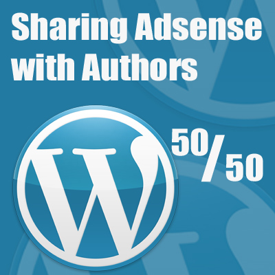 How to Share Adsense Revenue With Your Authors