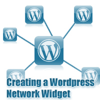 Creating a WordPress Network Widget