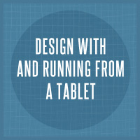 Designing With and Running WordPress From a Tablet