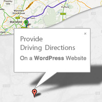 Give Your Customers Driving Directions With the Google Maps API