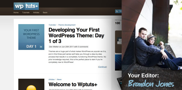 WordPress Tutorials, Tips and Advice