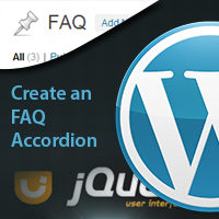 Create an FAQ Accordion for WordPress With jQuery UI